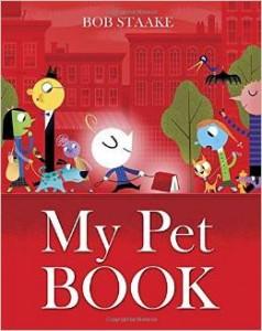 pet book