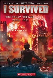 The Great Chicago Fire 1870 cover image